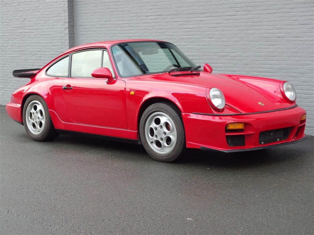 Porsche 964 Coupe 1991 (Strong Runner & Great Basics)