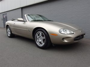 Jaguar XK8 Convertible 1997 (Rust Free & Ready for Summertime)