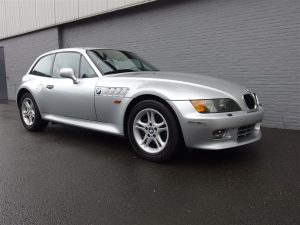 BMW Z3 Coupe 1999 (Presentable Car & Great Driving Experience)