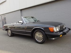 Mercedes 560 SL 1989 (Original Condition & Last Production Year)