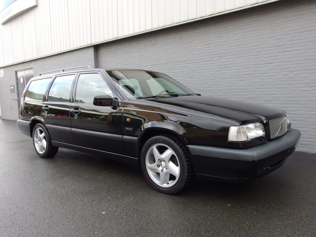 Volvo 850 Turbo 1996 (Presentable Car & Great Technical condition)