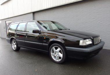 Volvo 850 Turbo 1996 (Presentable Car & Great Technical condition)