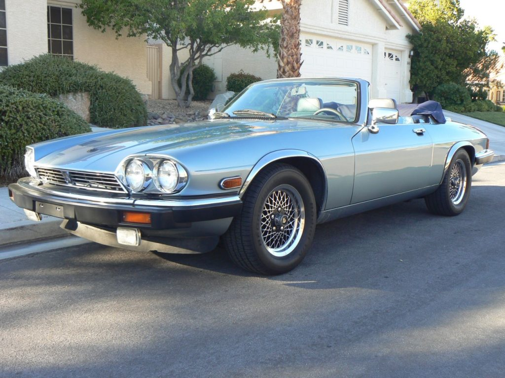 Jaguar XJS Convertible 1990 (Elegant Cruiser & Original Condition)