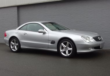 Mercedes SL500 2002 (Stunning Car & Great Driving Experience)