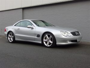 Mercedes SL500 2002 (New Condition & Perfect Cruiser)