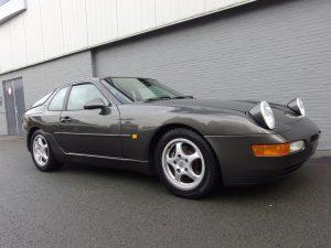 Porsche 968 1993 (Great Looking Car & Unique Original Interior)