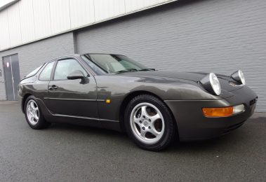 Porsche 968 1993 (Great Looking Car & Unique Original Interior)