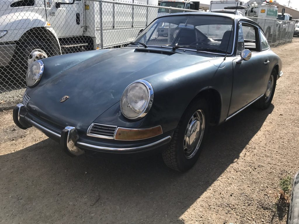 Porsche 912 Coupe 1966 (Good Basics & Very Complete)