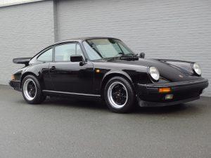 Porsche 911 Carrera Coupe 1984 (Great Runner & Classic 80`s Sports Car)