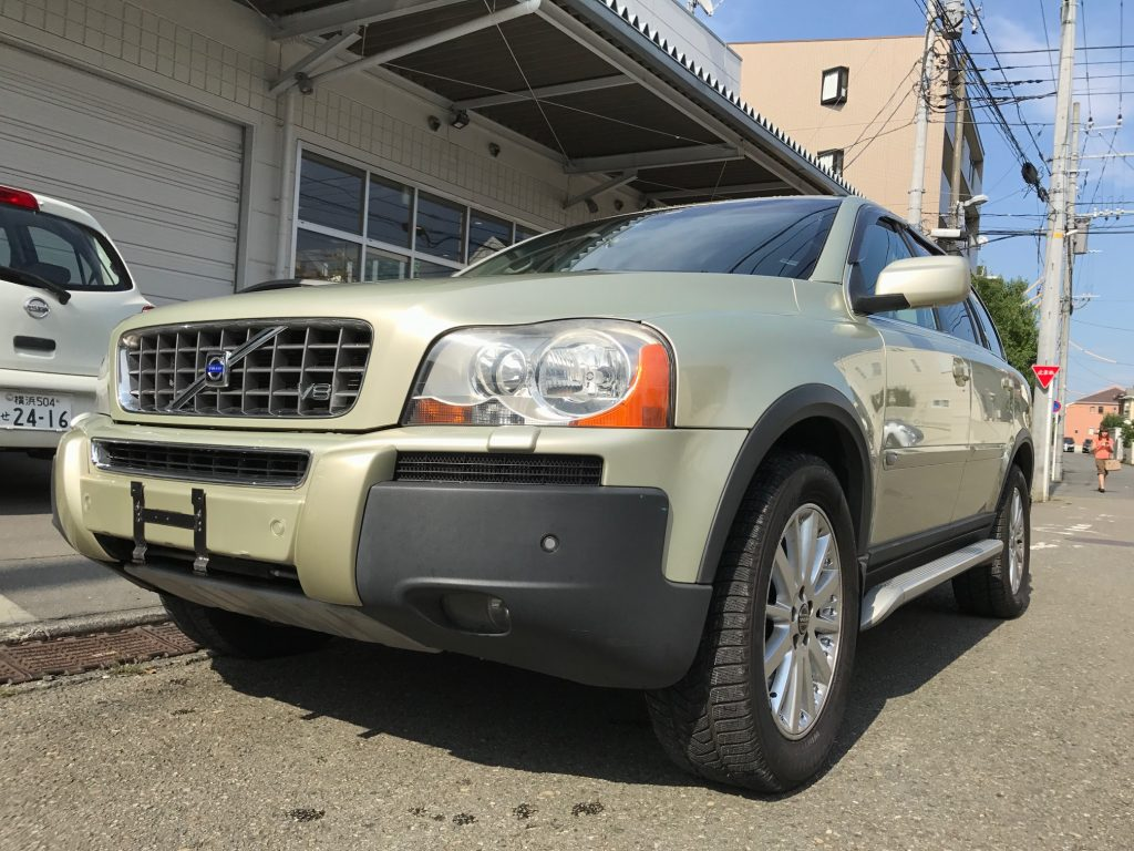 Volvo XC90 V8 2005 (Great Car & 7 Seater)