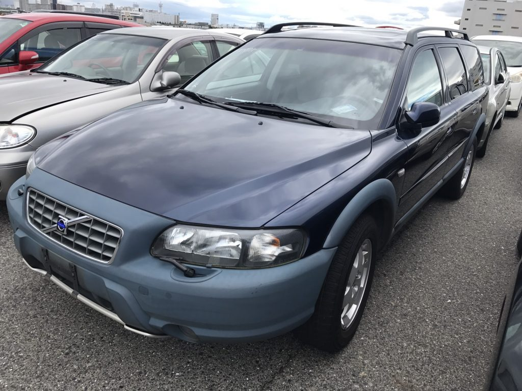 Volvo XC70 2002 (Presentable Car & Great Driver)