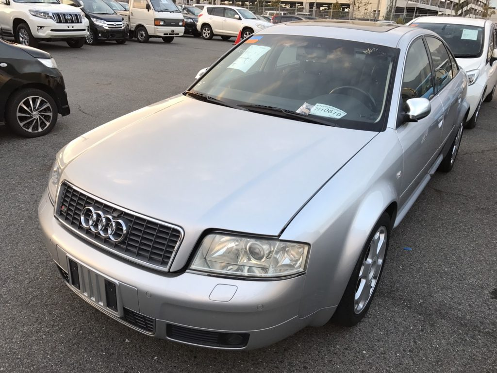 Audi S6 Quattro 2002 (Very Presentable & Strong Driver)