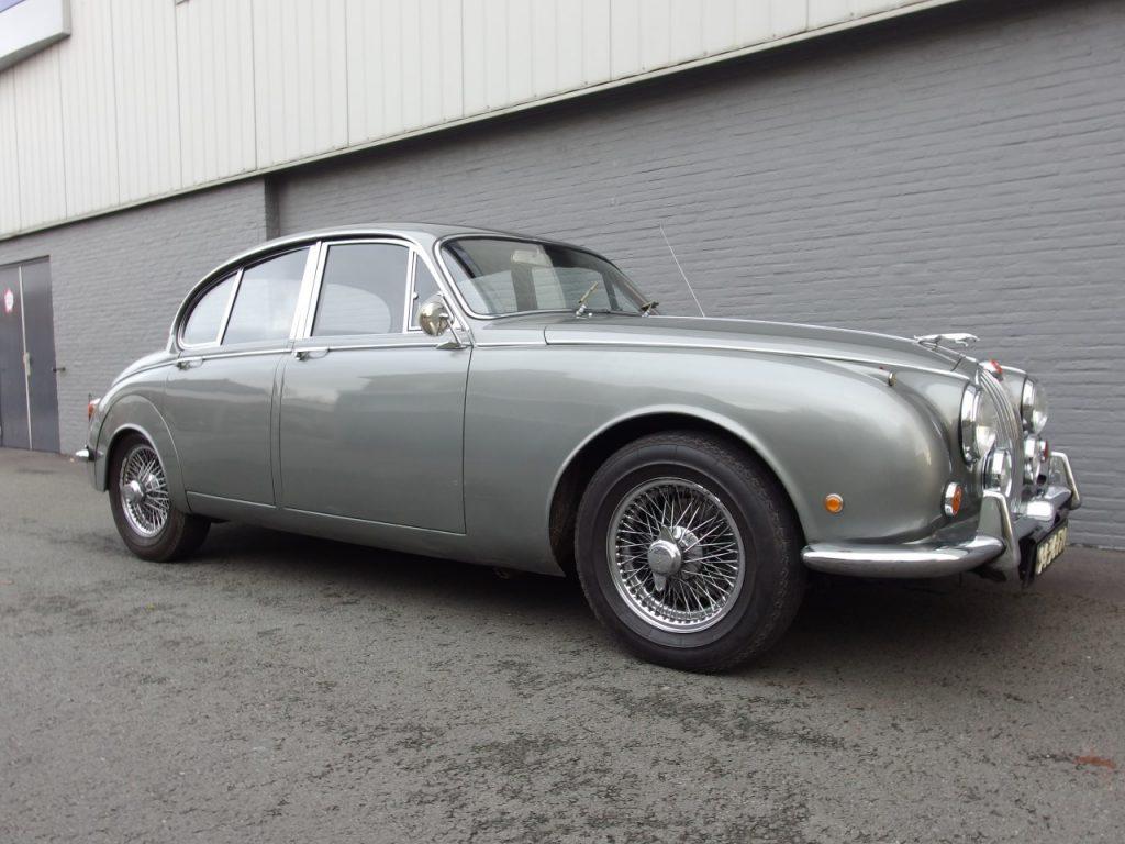 Jaguar 340 MK2 1968 (Original Dutch Car & Great Technical Condition)