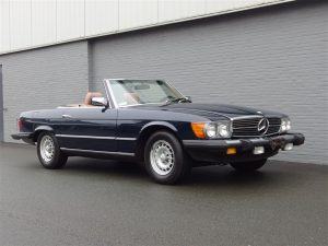 Mercedes 380sl 1983 (Low Mileage & Nice Cruiser)