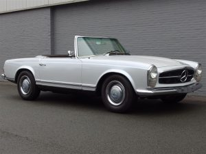 Mercedes 230sl 1967 Pagode (Classic Convertible & Great Driver)
