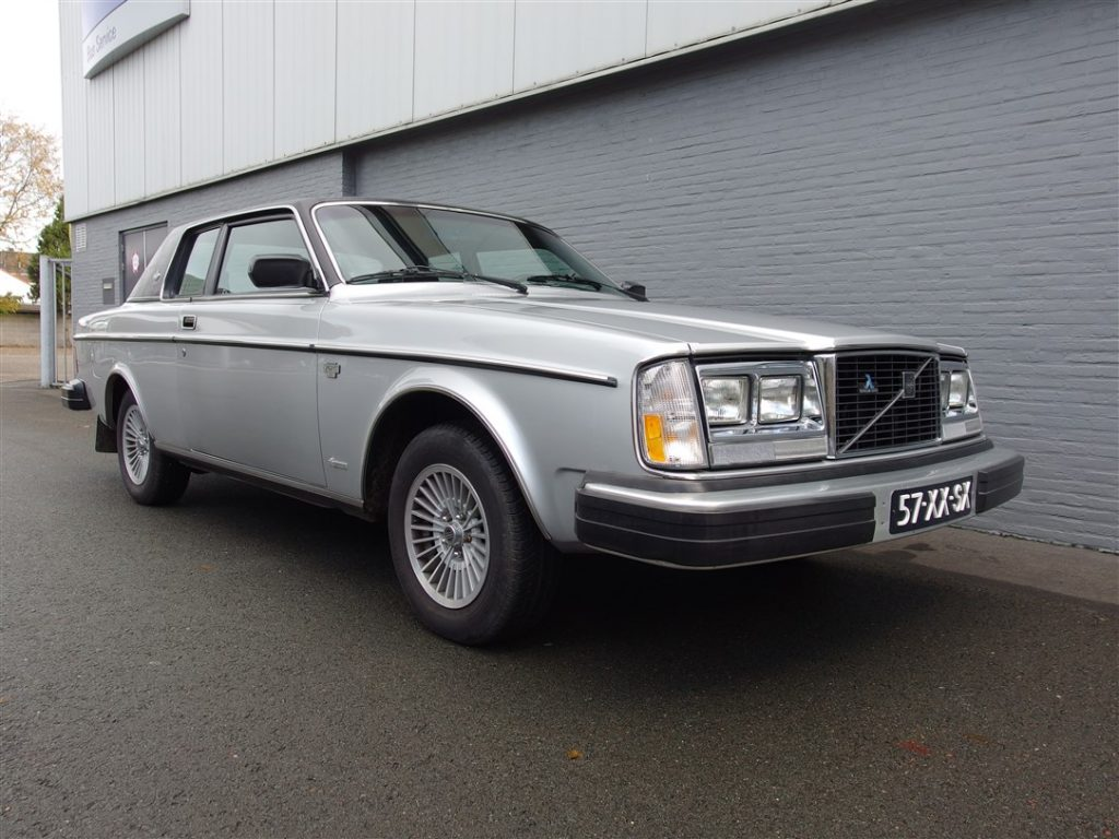 Volvo 262c Bertone 1979 (Fabulous Swedish/Italian Luxury Coupe)