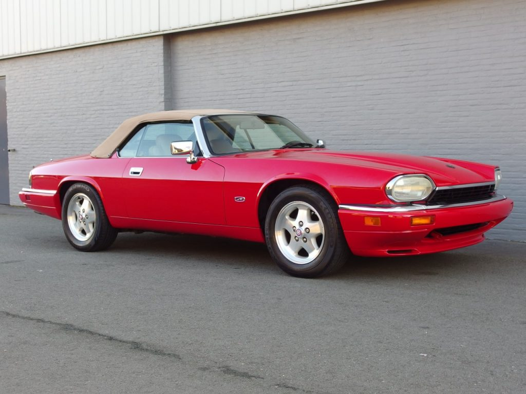 Jaguar XJS Convertible 1995 (Presentable Car & Perfect Cruiser)