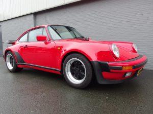 Porsche 911 / 930 Turbo Coupe 1982 (Very Presentable & Perfect Technics)