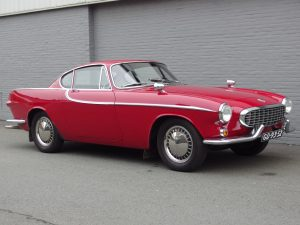 Volvo P1800 Jensen 1961 (Beautiful Condition & Strong Runner)