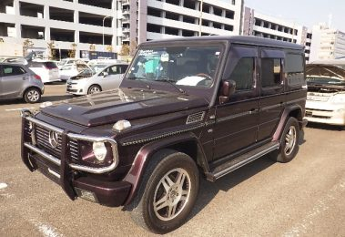 Mercedes G500 Long 2000 (Very Presentable & Perfect Technics)