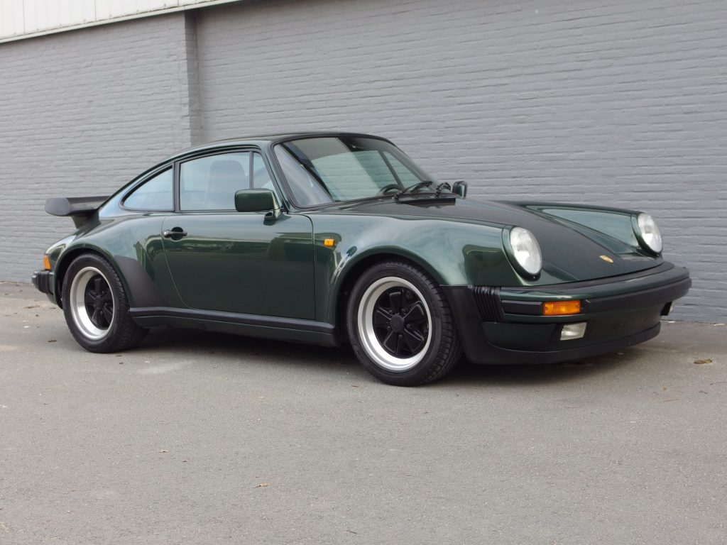 Porsche 911 Carrera Coupe WTL 1985 (Nice Condition & Original M491 Option)
