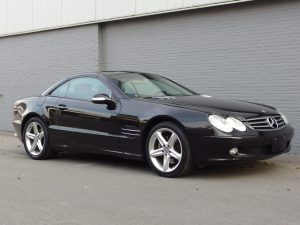Mercedes SL500 2003 (Presentable Car & Unique Cruiser)