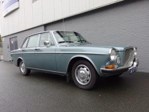 Volvo 164 1970 (Dutch APK / TÜV / MOT & Rare Color Combination)