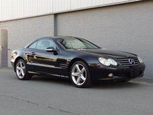Mercedes SL500 2003 (Great Condition & Strong Driver)