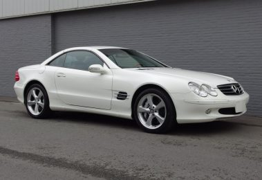 Mercedes SL600 2003 (Very Unique Car & Extremely Powerful)