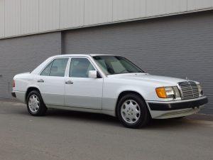 Mercedes 400E 1992 (Unique Super Sedan & Very Original)