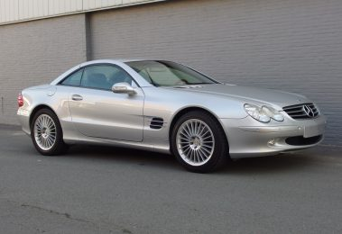 Mercedes SL 500 2002 (Perfect Summer Cruiser & Great Condition)