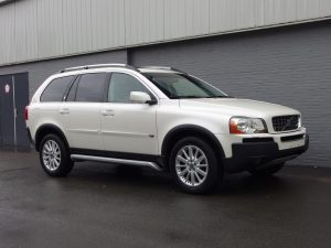 Volvo XC90 2006 V8 (Very Presentable Car & Low Mileage)