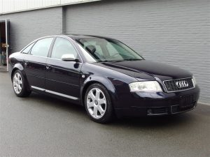 Audi S6 2003 (Very Presentable & Fast Car)