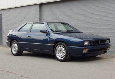 Maserati Ghibli 1995 2.8L (Very Unique Car & Perfect Driver)