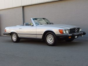 Mercedes 380 SL 1981 (Beautiful Condition & Nice Maintained)