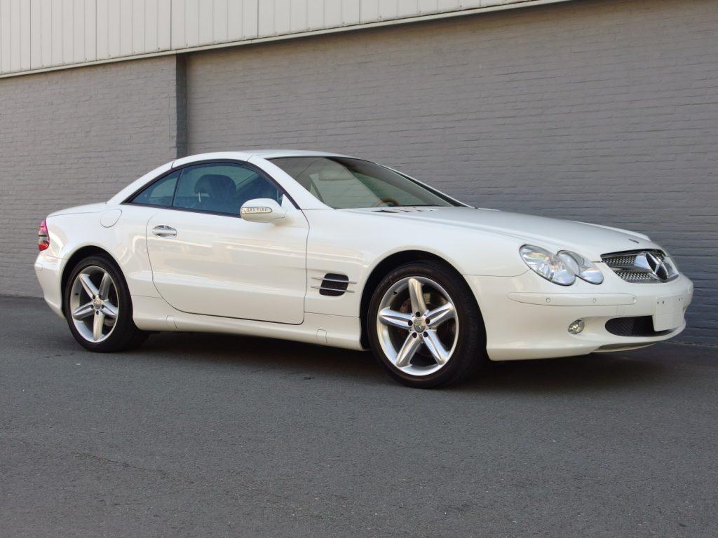 Mercedes SL500 2002 (Great Cruiser & Presentable Convertible)