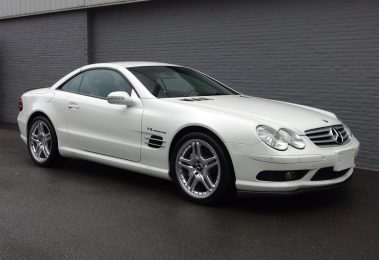 Mercedes SL55 AMG 2003 (Beautiful Condition & Extremely Powerful)