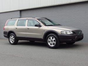 Volvo V70xc 2001 (Perfect Driver & Nice Youngtimer)