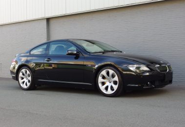 BMW 645 Ci Coupe 2004 (Beautiful Condition & Powerful Car)