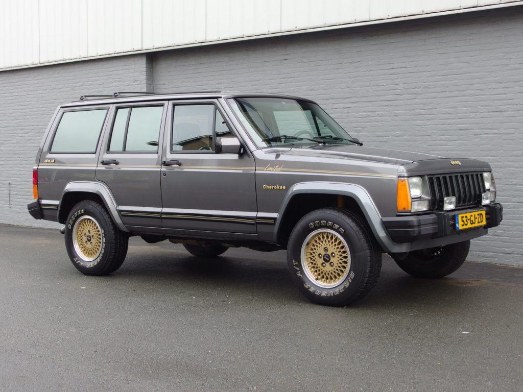 Jeep Cherokee 1987  Very Original Condition  U0026 Great Driver