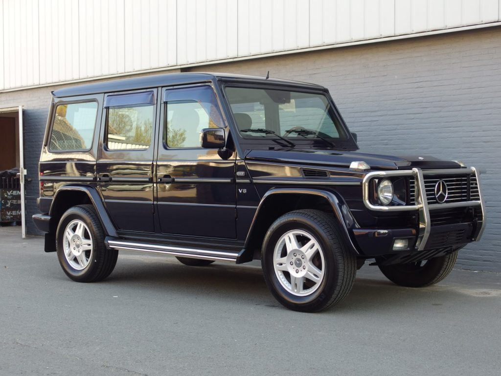 Mercedes G500 Long 2002 (7 Seats & Good Looking Car)