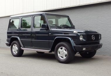 Mercedes G320 Long 2000 (Nice Color Combination & 7 Seater)