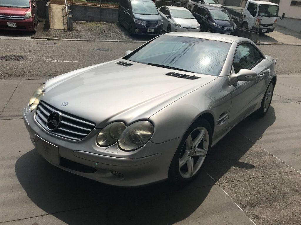 Mercedes SL500 2002 (Presentable Car & Perfect Cruiser)