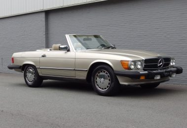 Mercedes 560 SL 1988 (Beloved Color Combination & Very Original Car)