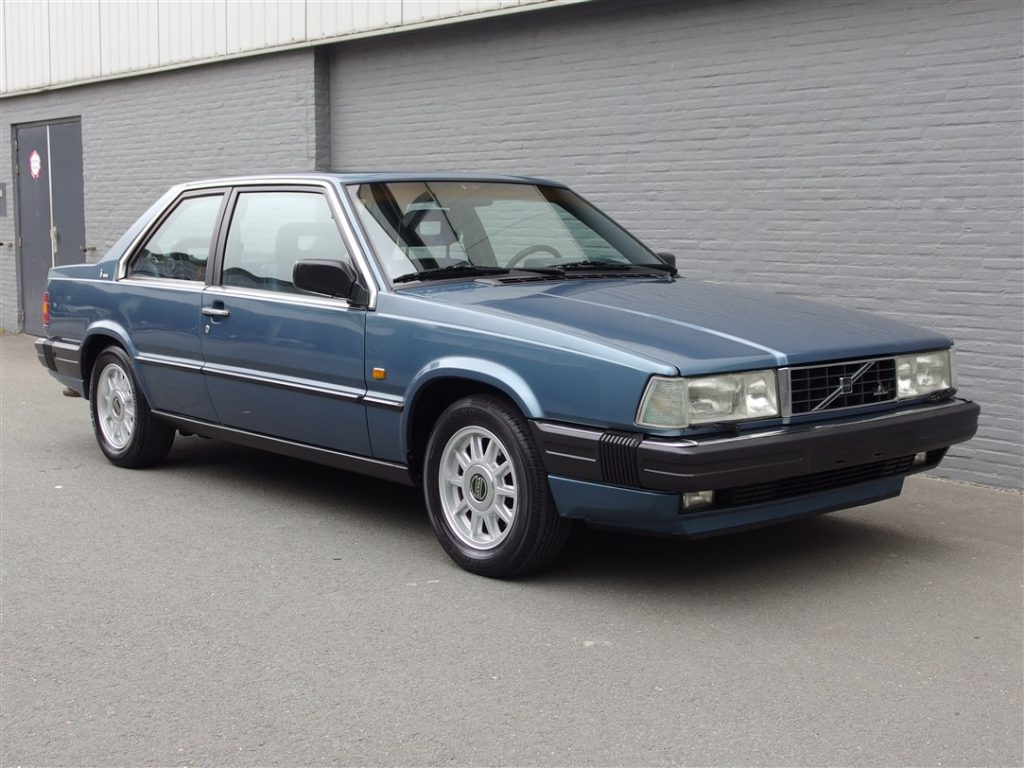 Volvo 780 Bertone 1987 (Legendary Swedish/Italian Luxury Coupe)