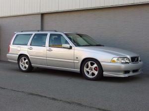 Volvo V70 2.5T 1997 (Good Condition & Strong Runner)