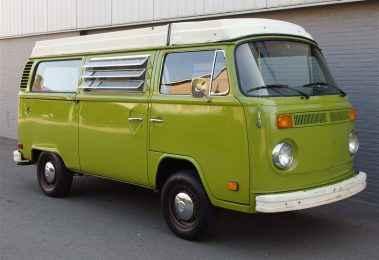 Volkswagen T2 Westfalia 1978 (Smooth Runner & Nice Project)