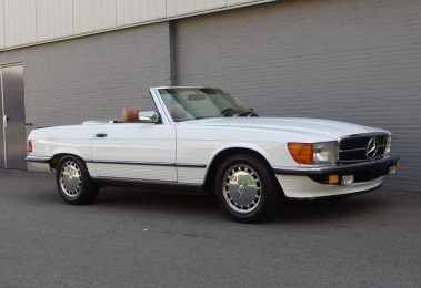 Mercedes 500 SL 1986 (Very Original Condition & Strong Runner)