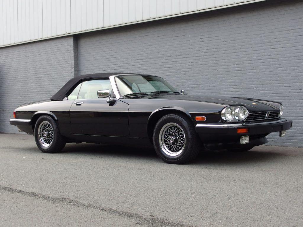 Jaguar XJS Convertible 1990 (Very Original Condition & Perfect Summer Cruiser)
