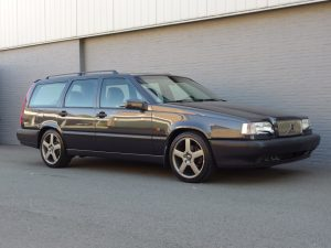 Volvo 850 T5 1996 (Very Presentable & Strong Driver)